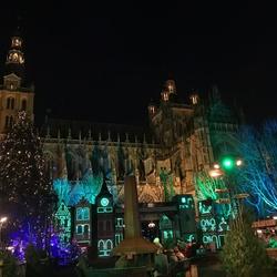 Fijne feestdagen vanuit 's-Hertogenbosch