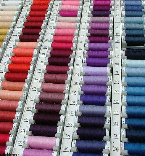Kleurtjes van de markt -