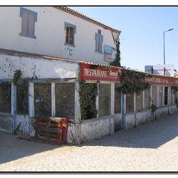 Gezellig natuurlijk restaurantje in Portugal