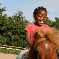 Paige & Pony