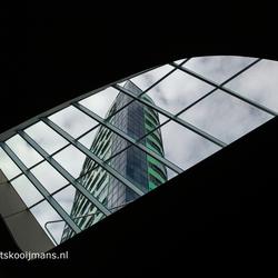 Doorkijkje centraal station Arnhem
