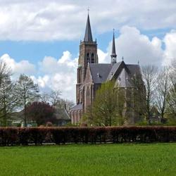 Nederland Oud Gastel, Sint-Laurentiuskerk