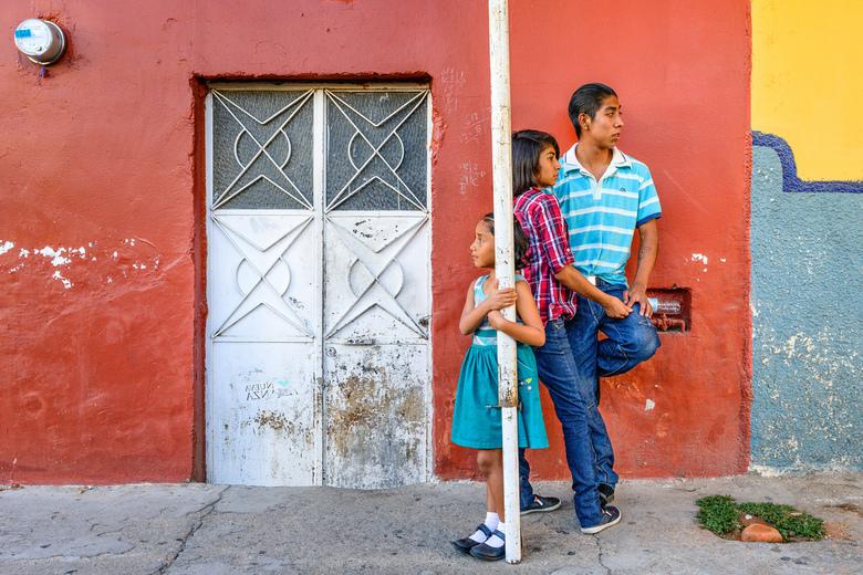kleurbalans - Dia de Muertos Oaxaca Mexico (Allerzielen)