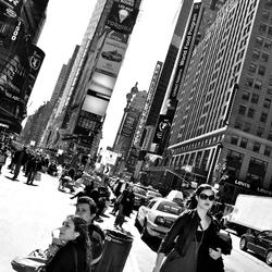 rokjesdag op times square