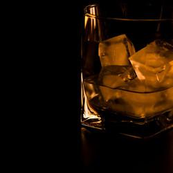 Scotch on the rocks..