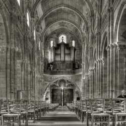Kathedraal St Lazare Autun