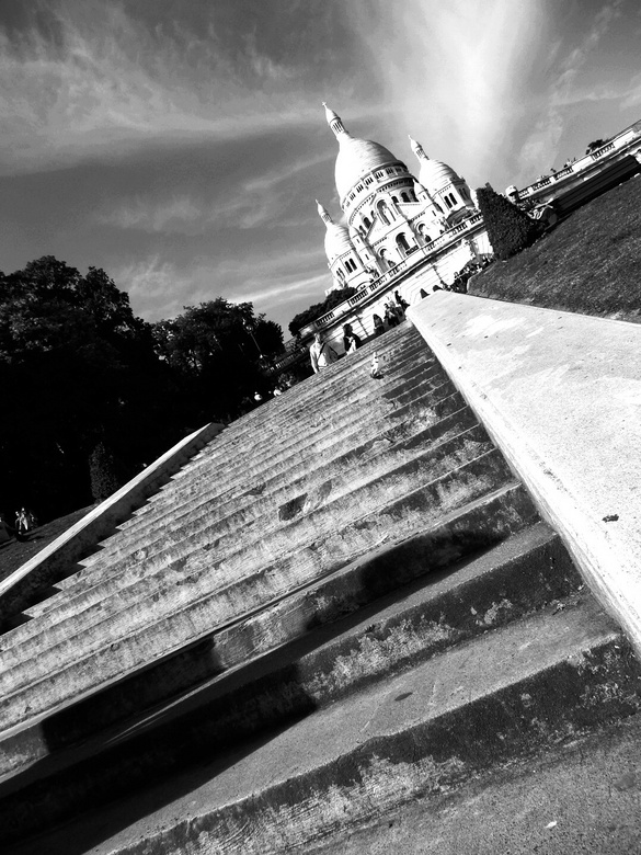 Sacre Coeur -