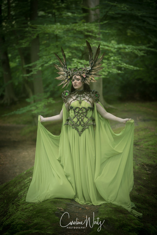 Princess of the forest