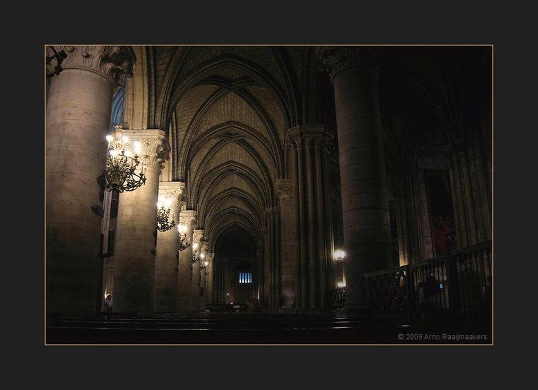 Parijs N Dame 02 - De Notre Dame mag je natuurlijk niet overslaan als je in Parijs bent...