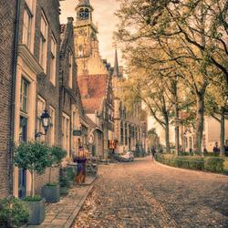 Historische stad Veere/Zeeland