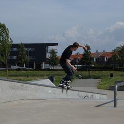 Inline skaten in Middelburg