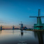 Zaanse schans sunset 9