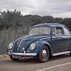 Volkswagen Typ 1-11 Kever 1953