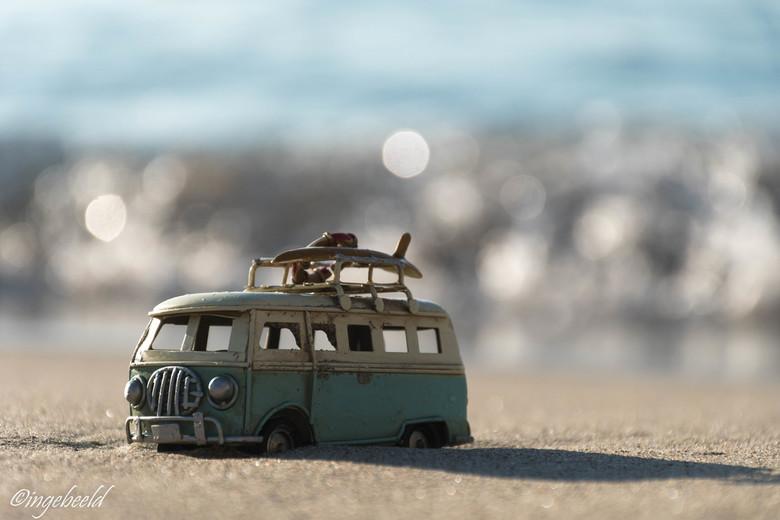 vakantie aan zee - Het lijkt me eigenlijk fantastisch om een camper te hebben... overal gaan waar je wil en alles te zien...  er is zooo veel moois op