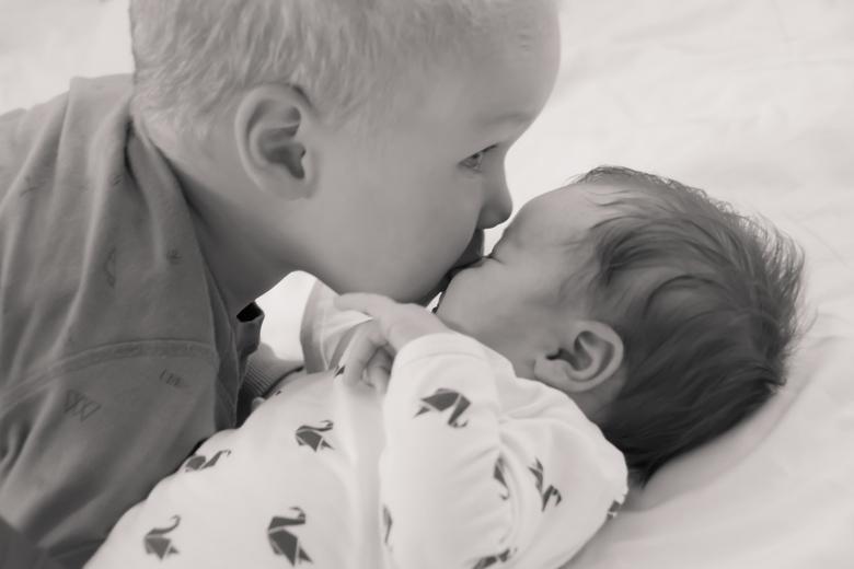 Broer en zus -