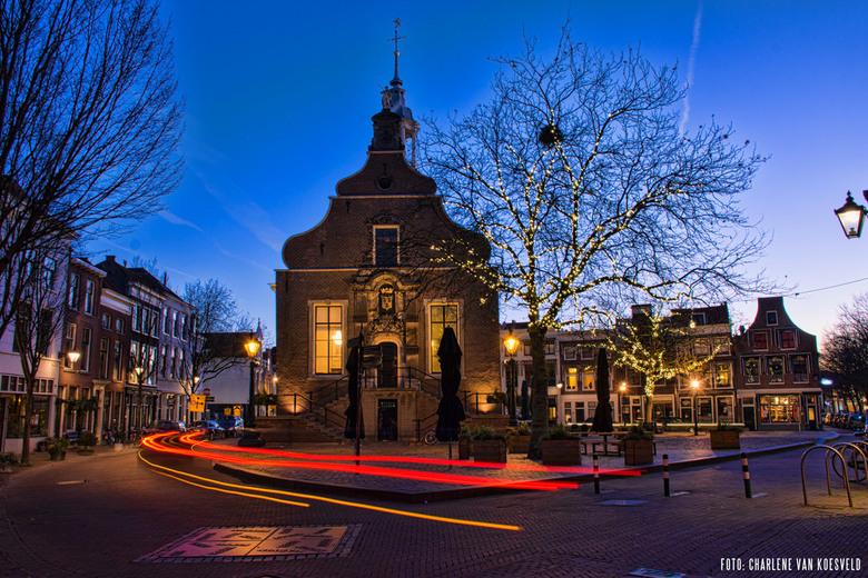 Stadhuis Schiedam -