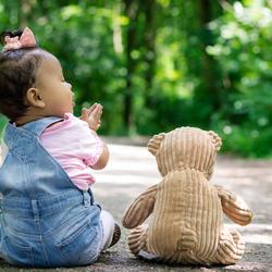 Babygirl & Teddy