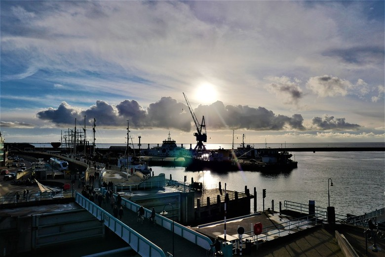 Harlingen haven -