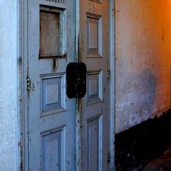 Binnendeur Telegraafdeur
