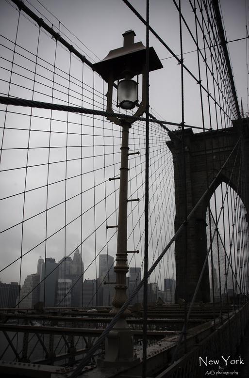 New York Bridge -