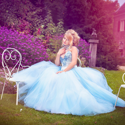 In the magical garden♥