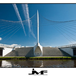 Calatravabruggen (3): De Luit
