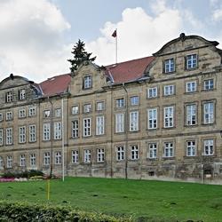 Kleine Schloss in Blankenburg