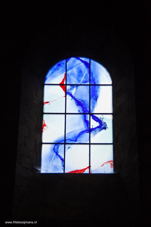 Glas in loodraam Kerk in Le Puy - Glas in loodraam Kerk in Le Puy