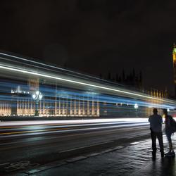 Beweging rondom de Big Ben