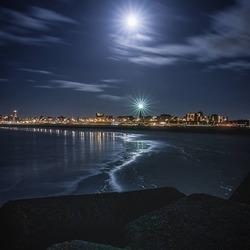 Scheveningen Night Capture!