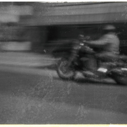 the last motorcycle rider