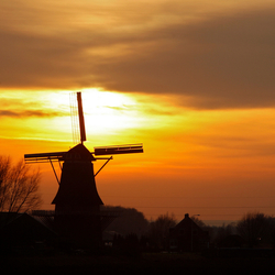 Zonsondergang NL