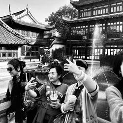 Selfie in YuYuan