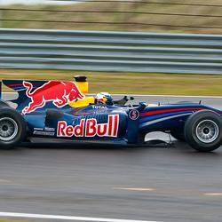 Sebastian Vettel - Red Bull Formule 1