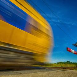 Snelheid trein