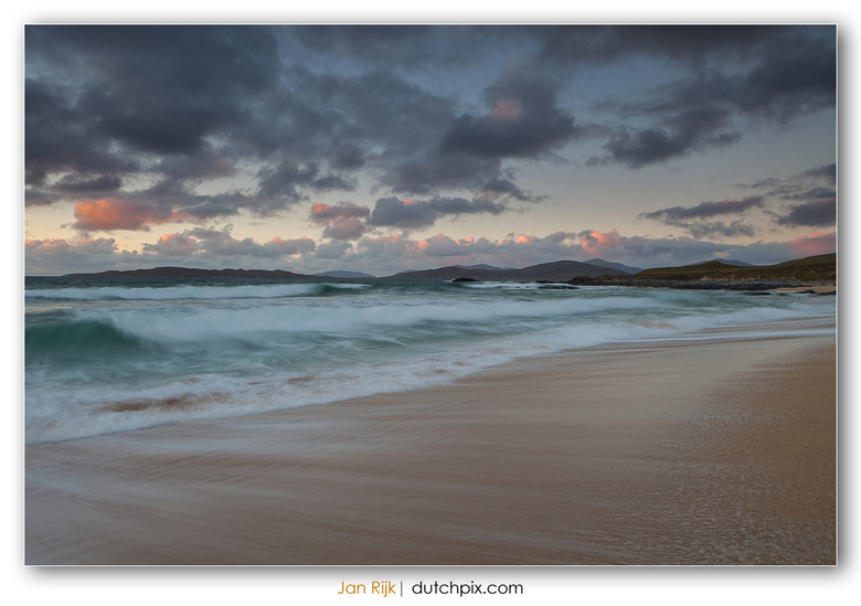 Traigh Mhor - Traigh Mhor, Isle Of Lewis, Scotland.