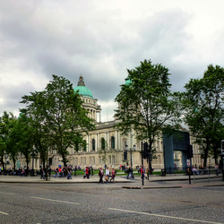 City Hall Belfast