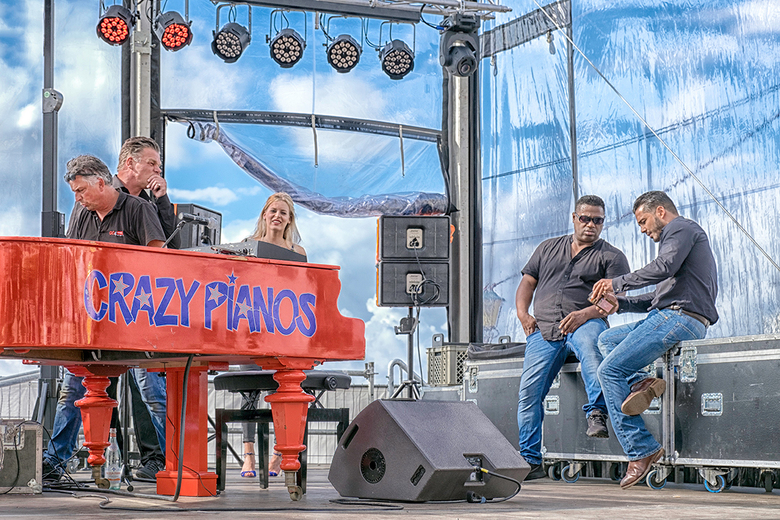 The Crazy Piano's - Crazy Piano's Scheveningen