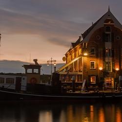 Restaurant het Pakhuus in Oudeschild op Texel.