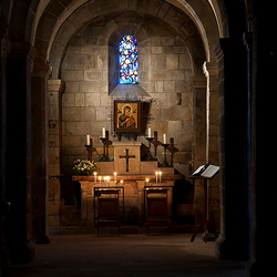 st'Plechelmus Basiliek Maria altaar