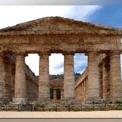 Griekse Tempel.