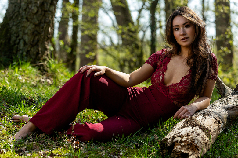 The Colours Of Human Nature - Tessa<br /> MUA &amp; Hair: Ines Kroeze