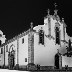 Kerk in Setubal, Portugal