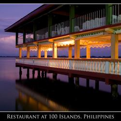 100 Islands, Marina Restaurant