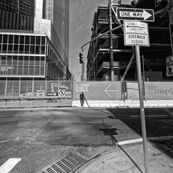 New York bij WTC