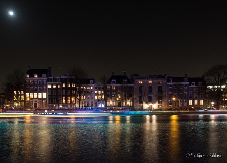 Amsterdam Evening - Op een koude avond in Amsterdam