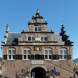 Het Raadhuis.