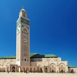 Hassan II moskee, Casablanca