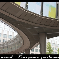 Brussel - Loopbrug