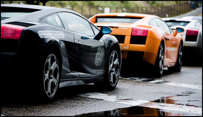 Zandvoort 1 - Racedag op Zandvoort, wat een geweldige auto's.